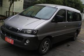 江淮-瑞风 2011款 2.4L彩色之旅 汽油标准版HFC4GA1-C