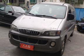 江淮-瑞风 2011款 2.0L一家亲 汽油标准版HFC4GA3
