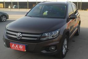 大众-Tiguan 2012款 2.0TSI 舒适版