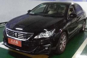 标致-408 2015款 1.2T 自动豪华版