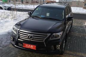 雷克萨斯-LX 2013款 570