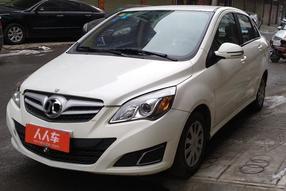 北京-E系列 2013款 三厢 1.3L 手动特惠版