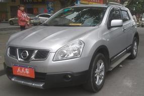 日产-逍客 2012款 2.0XL 火 6MT 2WD