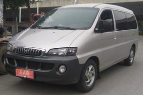江淮-瑞风 2015款 2.0L穿梭 汽油长轴标准版HFC4GA3-3D
