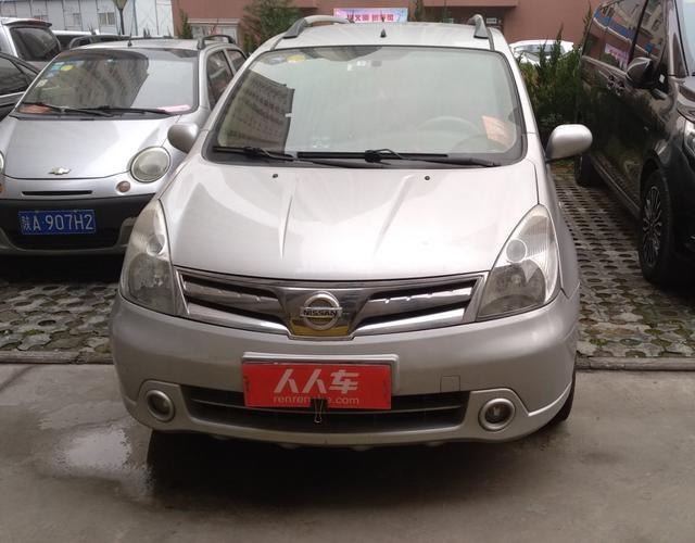 日产骊威 2010款 1.6L 自动 GS劲悦版炫能型 (国Ⅳ)