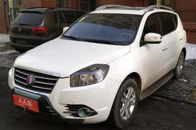 吉利汽车-SX7 2013款 2.0L 自动尊贵型
