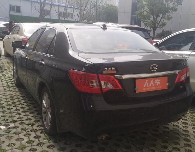 比亚迪思锐 2013款 1.5T 自动 尊贵型 (国Ⅳ)