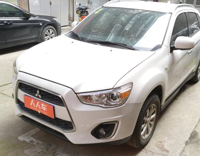 三菱劲炫 2013款 1.6L 手动 前驱 标准版 (国Ⅳ)