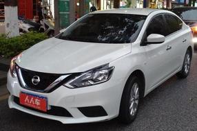 日产-轩逸 2016款 1.6XE CVT舒适版