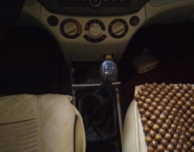雪佛兰乐风 2009款 1.4L 手动 SL基本型 (国Ⅳ)