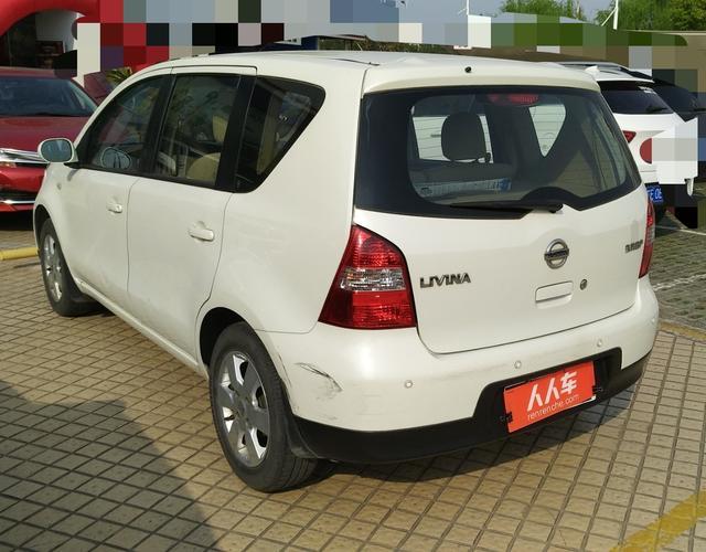 日产骊威 2008款 1.6L 自动 GT炫能型 (国Ⅳ)