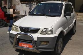 众泰-2008 2010款 1.3L 实用型