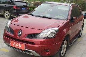 雷诺-科雷傲(进口) 2009款 2.5L 四驱舒适型