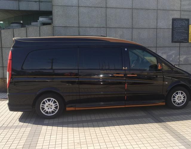 奔驰威霆 2011款 2.5L 自动 7座 汽油 行政版 (国Ⅳ)