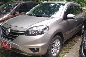 雷诺-科雷傲(进口) 2014款 改款 2.0L 两驱标准版