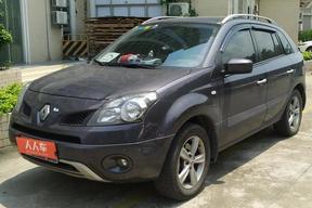 雷诺-科雷傲(进口) 2010款 2.5L 两驱豪华型