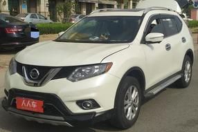 日产-奇骏 2014款 2.0L CVT舒适版 2WD