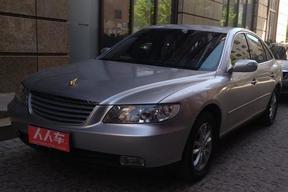 现代-雅尊 2009款 2.4L 舒适型