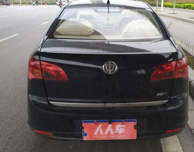 中华骏捷FSV 2011款 1.5L 手动 基本型新锐版 (国Ⅳ)