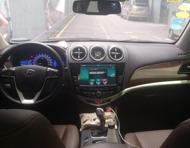 比亚迪S7 2016款 2.0T 自动 尊贵型Plus (国Ⅴ)