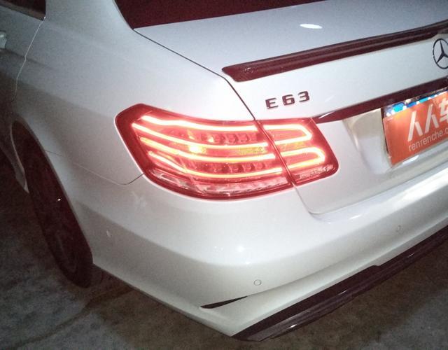 奔驰E级 E260L 2014款 1.8T 自动 汽油 运动豪华型 (国Ⅳ)