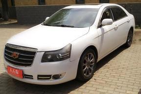 吉利汽车-EC8 2011款 2.0L 自动豪华版