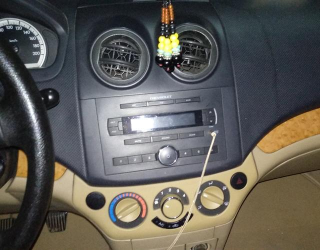 雪佛兰乐风 2007款 1.4L 手动 SL基本型 (国Ⅲ)