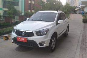 双龙-爱腾 2014款 2.3L 四驱自动豪华汽油版