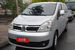 广汽吉奥-星朗 2015款 1.5L 至尊型