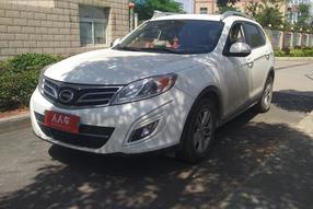 广汽传祺-传祺GS5 2012款 2.0L 自动两驱周年纪念版