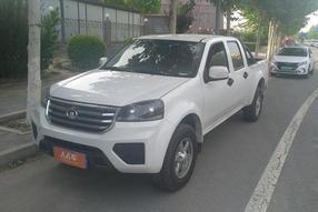 长城-风骏5 2017款 2.4L欧洲版汽油两驱精英型大双排4G69S4N