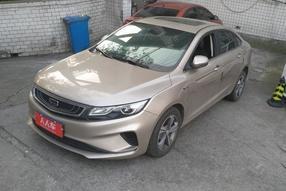 吉利汽车-帝豪GL 2018款 1.4T 手动精英智联型