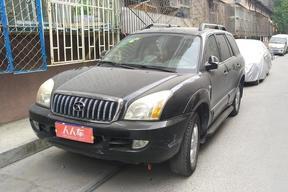 江淮-瑞鹰 2008款 2.4L 两驱豪华动力型