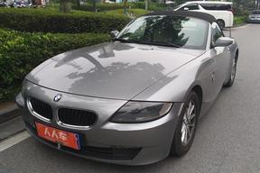 宝马-宝马Z4 2006款 2.5si敞篷跑车