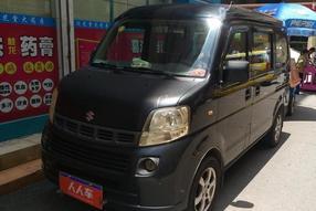 铃木-浪迪 2010款 1.2L手动舒适型 阳光版