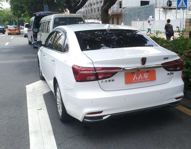 荣威ei6 2017款 1.0T 自动 45T互联智享版 (国Ⅴ)