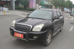 江淮-瑞鹰 2011款 2.0L 两驱亚运版(改装天然气)