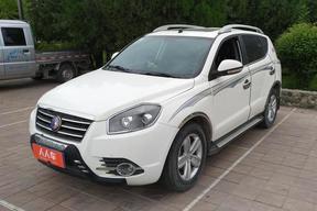吉利汽车-吉利SX7 2013款 2.0L 手动进取型
