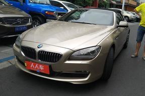 宝马-宝马6系 2011款 640i敞篷轿跑车