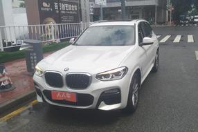 宝马-宝马X3 2018款 xDrive25i M运动套装 国V