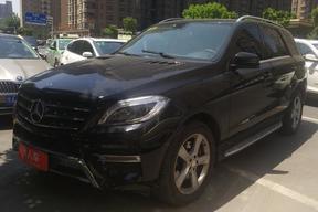 奔驰-奔驰M级 2014款 ML 320 4MATIC
