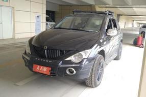 双龙-爱腾 2011款 2.0T 两驱豪华柴油版