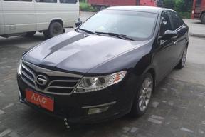 广汽传祺-传祺GA5 2013款 1.8T 自动豪华版