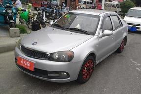 吉利汽车-吉利SC3 2012款 1.3L 基本型