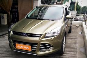 福特-翼虎 2013款 2.0L GTDi 四驱尊贵型