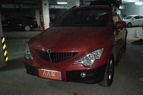 双龙-爱腾 2011款 2.0T 两驱精英柴油版