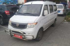 北汽威旺-北汽威旺205 2013款 1.0L旺业型
