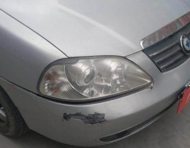 华普海域 2007款 1.3L 手动 舒适型 (国Ⅲ)