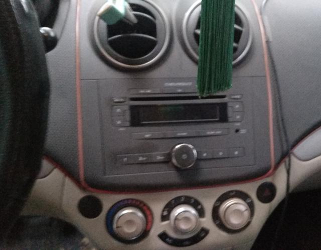 雪佛兰乐风 2009款 1.4L 手动 SE风度版 (国Ⅳ)