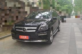 奔驰-奔驰GL级 2015款 GL 500 4MATIC